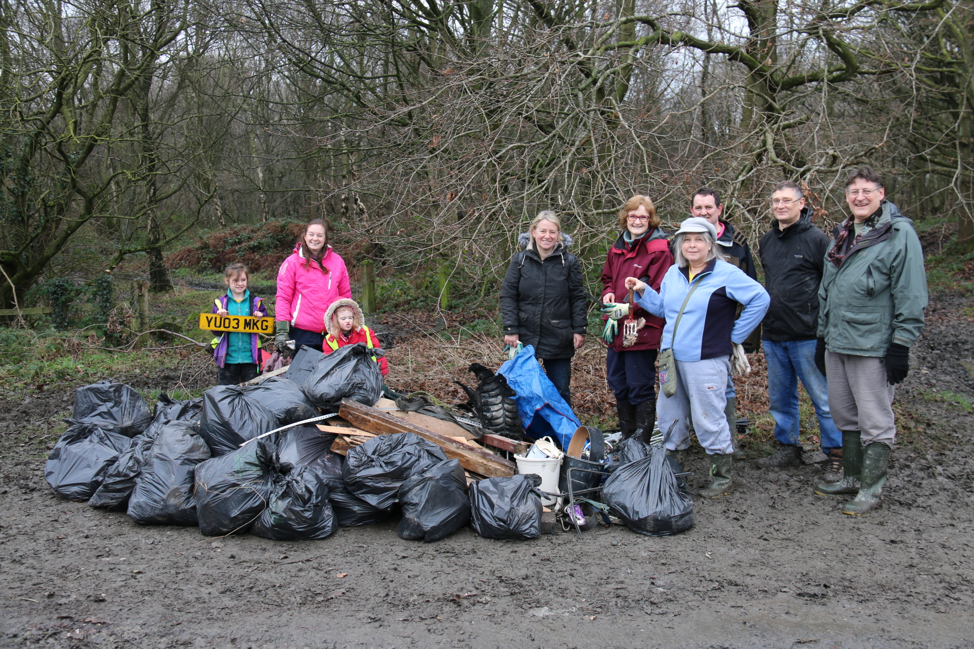 January Litter Pick