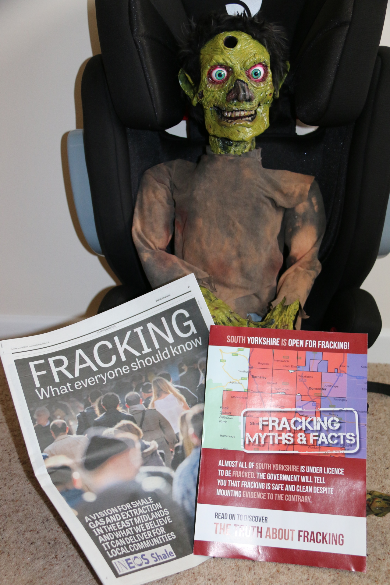 Fracking, what we really want to know...